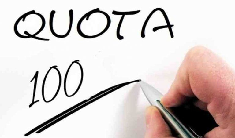 Quota 100, in Abruzzo le prime 44 domande di pensione