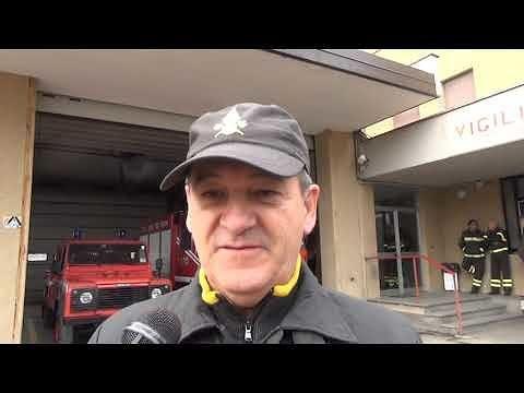 Roseto, potenziato il parco mezzi dei vigili del fuoco (NOSTRI SERVIZI)