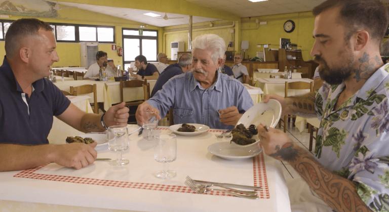 Chef Rubio in Abruzzo: tappe a Roseto, San Giovanni Teatino e Popoli VIDEO