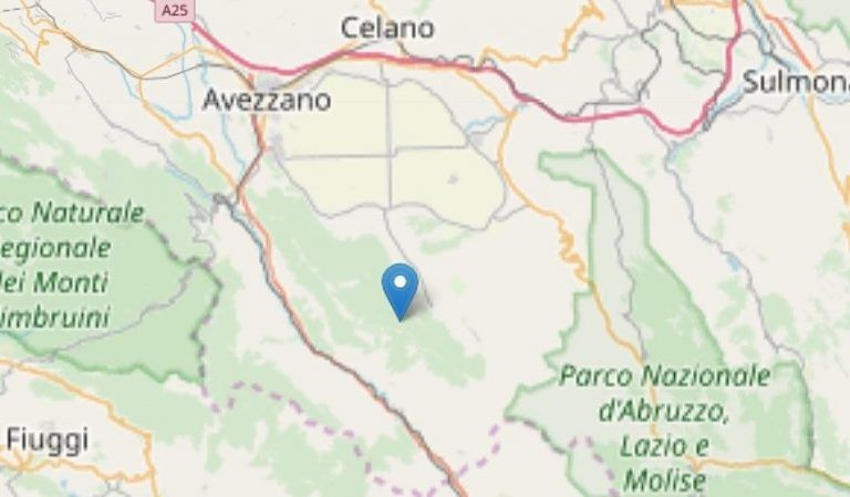 Terremoto Collelongo, la Provincia controlla viadotti e strade nel Fucino