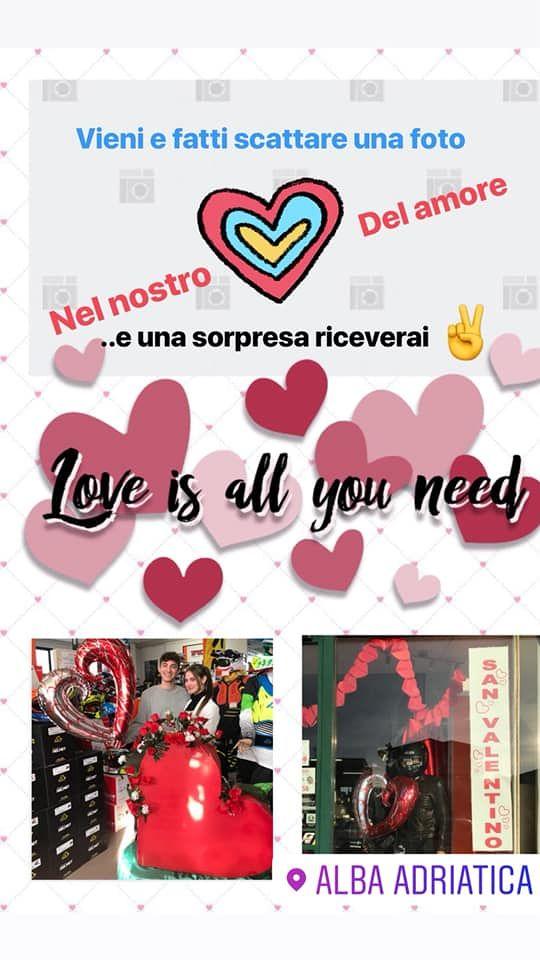 Da SICSTAR MOTO si festeggia il SAN VALENTINO, scopri la romantica iniziativa!
