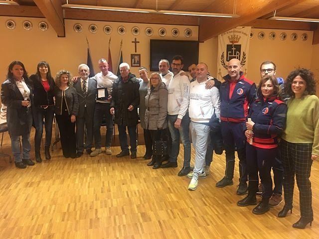 San Giovanni Teatino, ritrovamento Enrico Natali: commozione in Comune per l'incontro di ringraziamento
