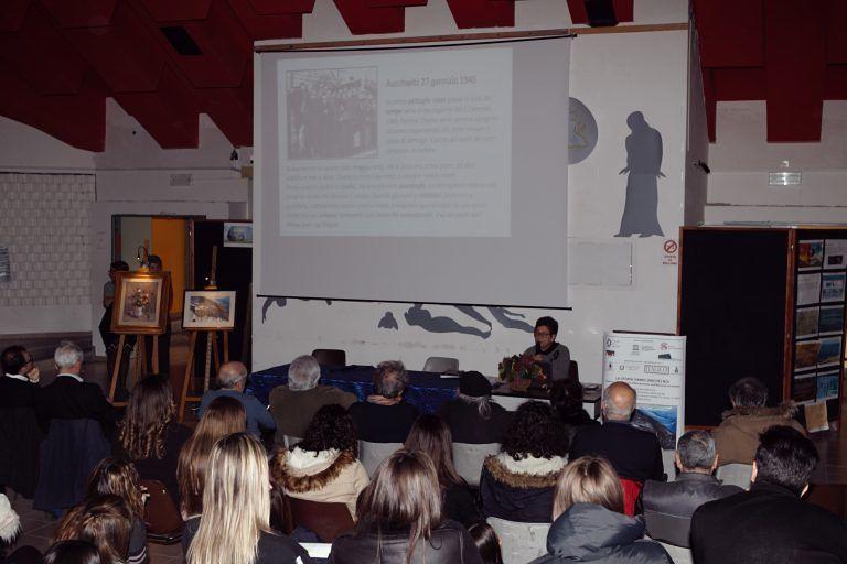 """Nereto, """"La storia siamo (anche) noi"""": l'iniziativa con gli studenti per la Giornata della Memoria FOTO"""