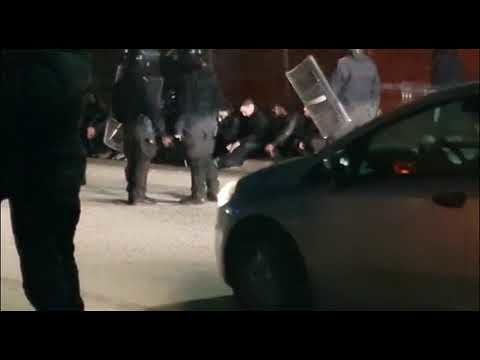 Teramo-Rimini: scontri tra opposte tifoserie a San Nicolò VIDEO