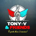 TONY V & FRIENDS Organizzazione Eventi per Privati e Strutture ricettive! let's CHECK OUT the Events