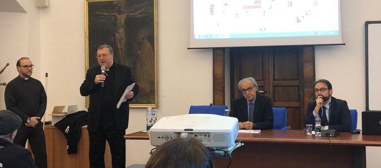 Teramo, i giornalisti si ritrovano in Curia nel giorno del Santo Patrono