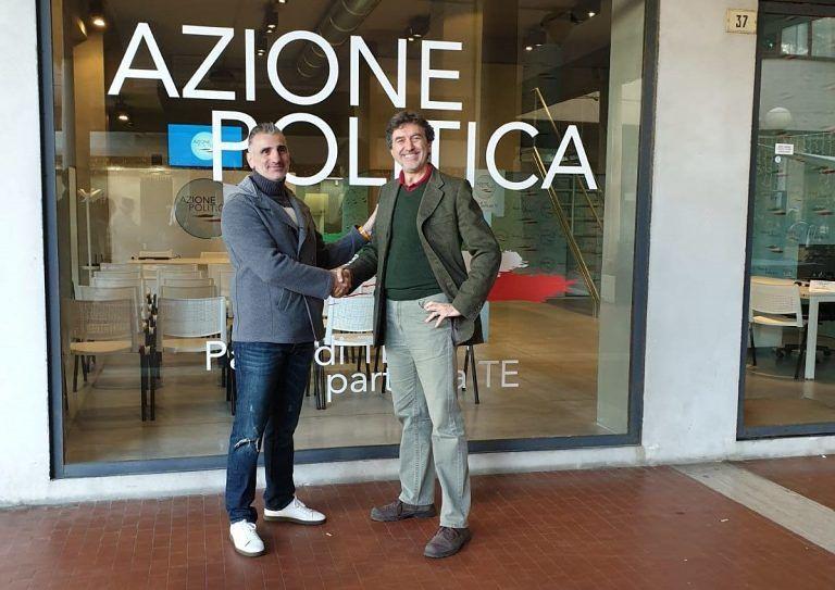 """Elezioni, Zelli (Azione Politica): """" Marsilio è il nostro candidato"""""""