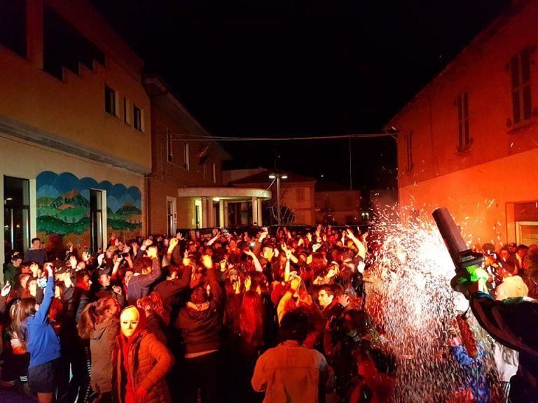 Garrufo di Sant'Omero: grande successo per la festa di Carnevale FOTO VIDEO