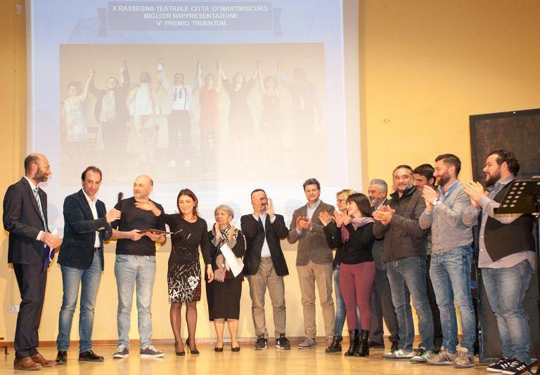 Martinsicuro, rassegna teatro amatoriale: tutti i premiati