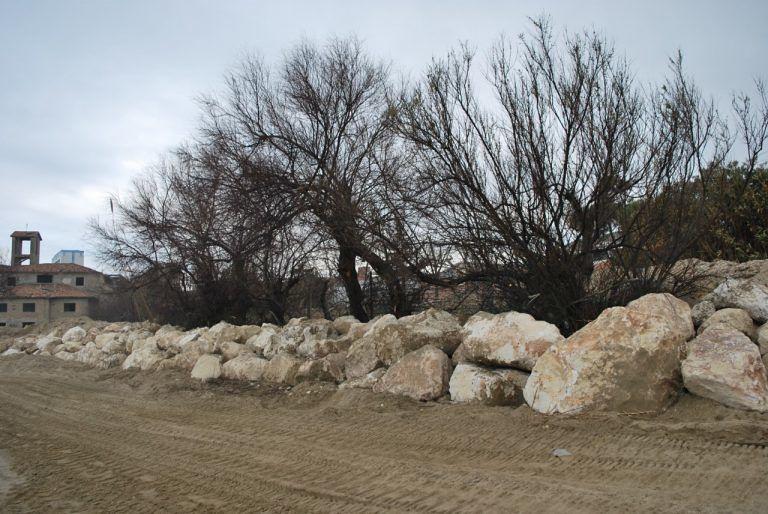 Silvi, arenile sud: al via i lavori di messa in sicurezza