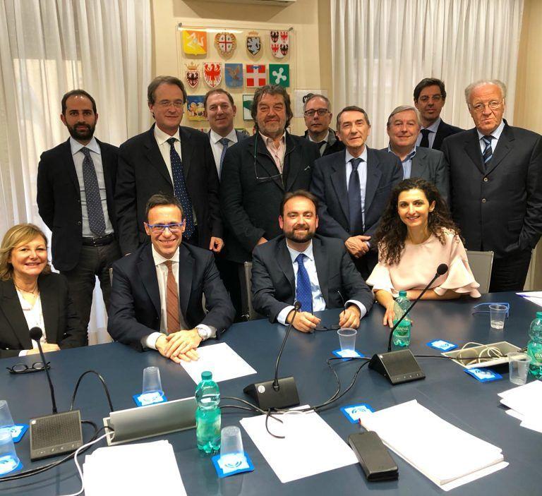 Filippo Lucci confermato alla guida del Corecom nazionale