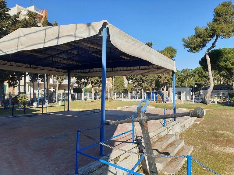 Giulianova, il Circolo Nautico 'Migliori' ristruttura la sede storica FOTO