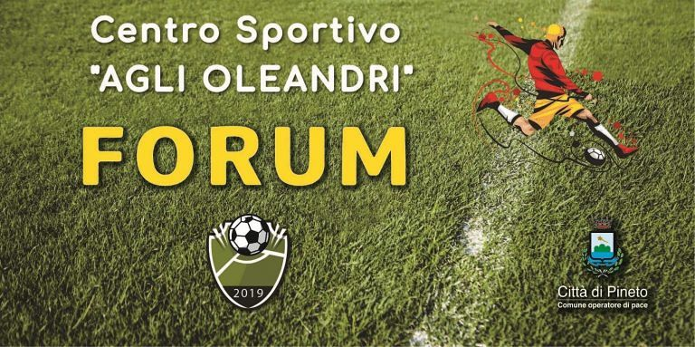 Pineto, torna il campetto Forum: inaugurazione sabato 16 marzo