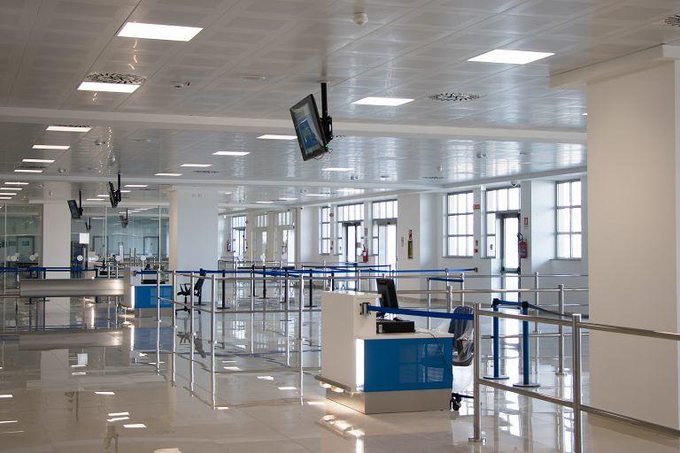 Pescara, Aeroporto d'Abruzzo: crescono ancora i passeggerei