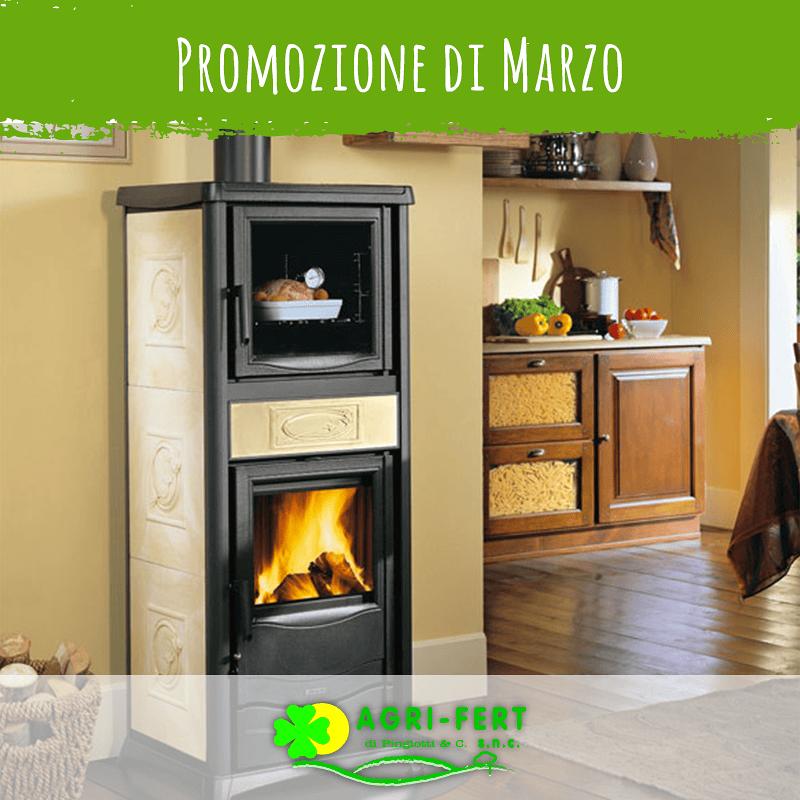 AGRI-FERT distributore per tutto il Terziario, Stufe, forni e barbecue | Promozione Marzo