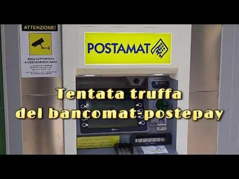 Alba Adriatica, deve incassare dei soldi, ma rischia di versarli al finto compratore: sventa la truffa del Postamat. Ascolta la telefonata