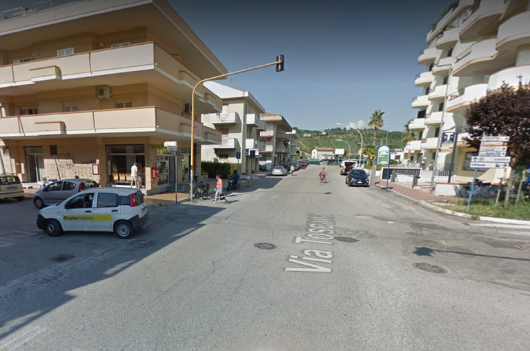 Alba Adriatica, investito in via Toscana: anziano in prognosi riservata