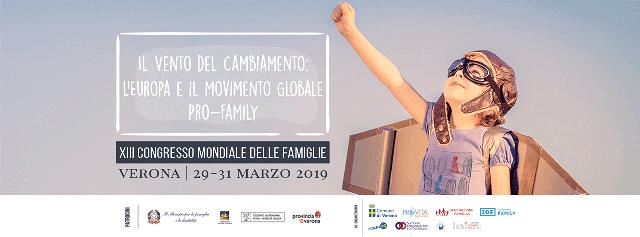 Congresso Famiglie Verona, Luciani: 'Bandiera arcobaleno contro le discriminazioni'