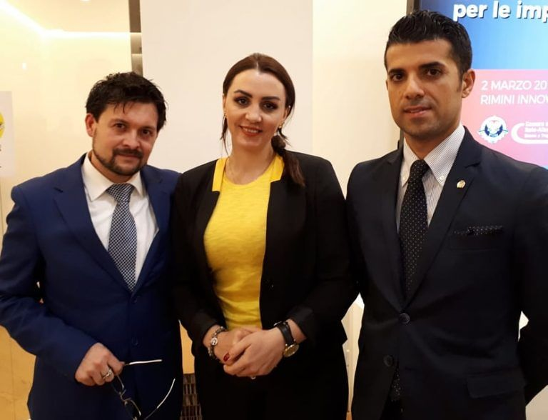 Scambi Abruzzo-Albania: a Rimini il contatto per sviluppare nuove relazioni