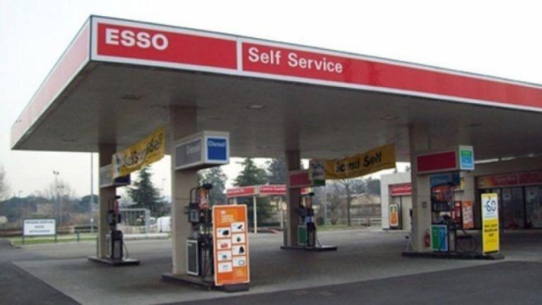 Anche in Provincia di Teramo lo sciopero dei distributori Esso