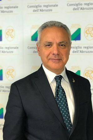 Il sindaco di Orsogna Fabrizio Montepara consigliere regionale