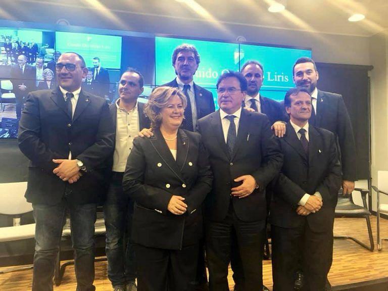 Abruzzo, Marco Marsilio presenta la giunta: dobbiamo recuperare il rapporto con gli abruzzesi