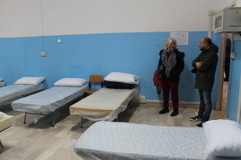 """Pescara, chiuso il dormitorio per senzatetto: """"Serve struttura permanente"""""""