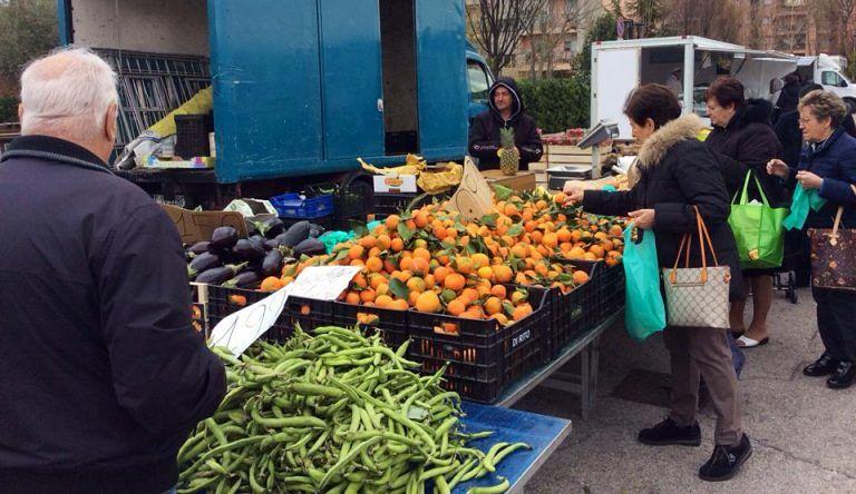 Montesilvano, un mercato unico da palazzo Baldoni a corso Umberto