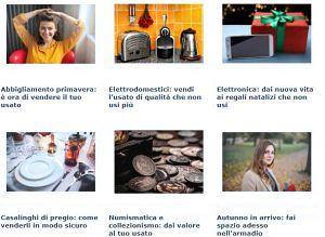MERCATOPOLI Alba Adriatica, l'Eco negozio del Riuso Voglia di cambiamenti? Vendi su mercatopoli