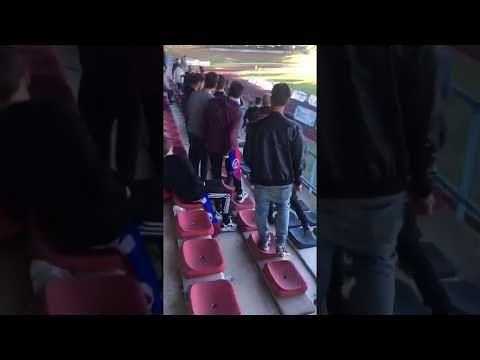 Nereto-Penne, dopo i disordini in tribuna potrebbero scattare i Daspo VIDEO