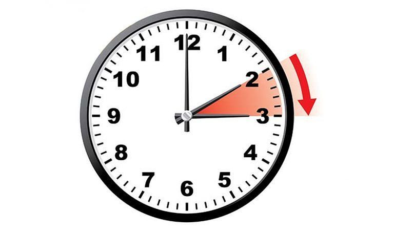 Lancette avanti di un'ora, nel weekend torna l'ora legale