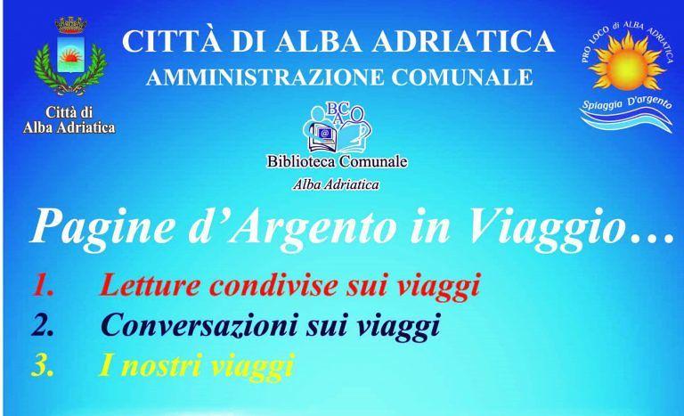 Alba Adriatica, Pagine d'Argento: secondo appuntamento al centro Lidia