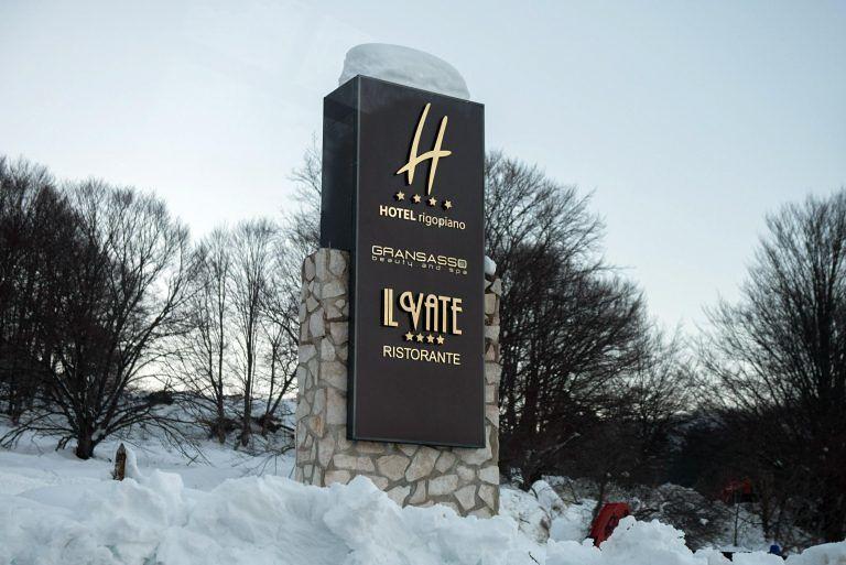 Rigopiano, la proprietà dell'hotel chiede 4,5 milioni di risarcimento