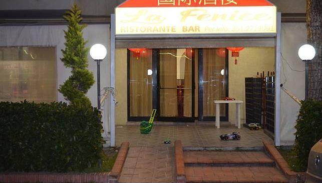 """Martinsicuro, spedizione nel ristorante cinese. Arresto bis per due: a gennaio avevano """"estorto"""" 2500 euro"""