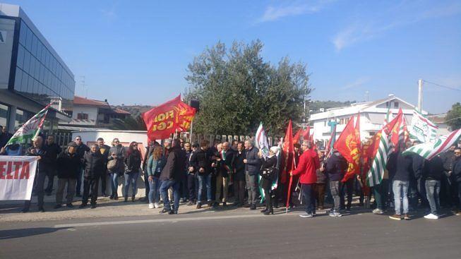 Tortoreto, domani sciopero alla rovescia dei lavoratori della Selta