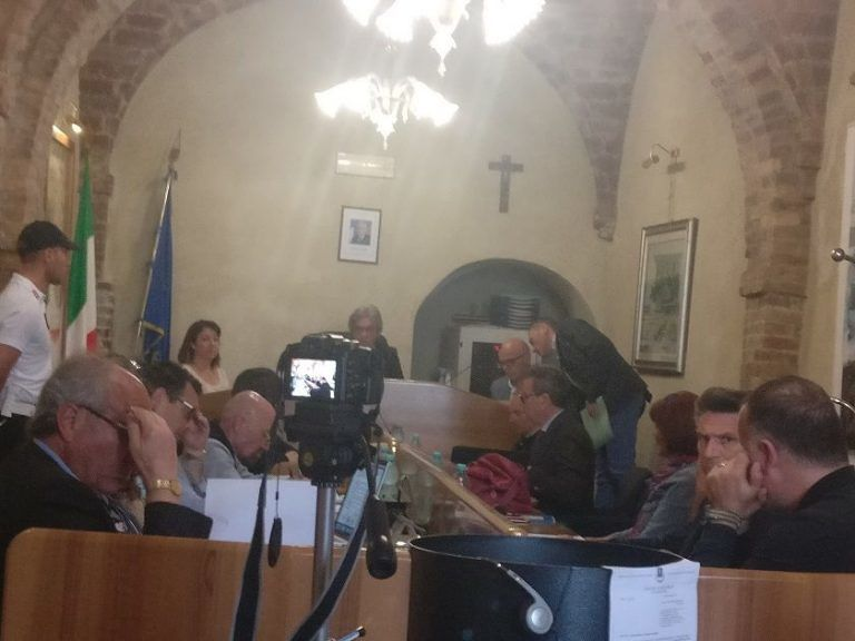 Tortoreto, la giunta approva il bilancio. Pressione fiscale inalterata: ridotto il valore delle aree edificabili