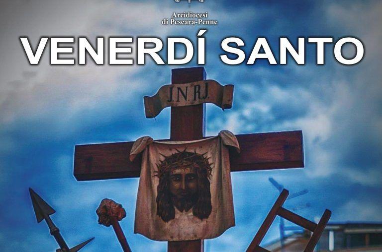 Penne, la Processione del Venerdì Santo