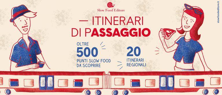 Il collegamento ferroviario Pescara-Ancona tra gli itinerari enograstromici di Slow Food