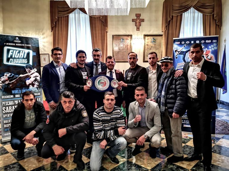 Pescara, torna il Fight Clubbing World edition