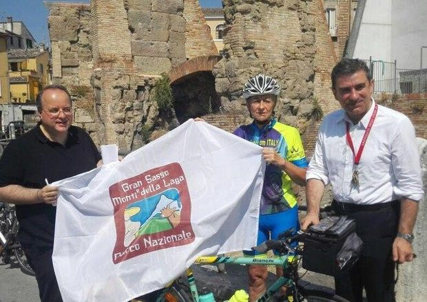 Teramo, la ciclista Francesca Filippi ospite del quarto aperitivo scientifico del WWF