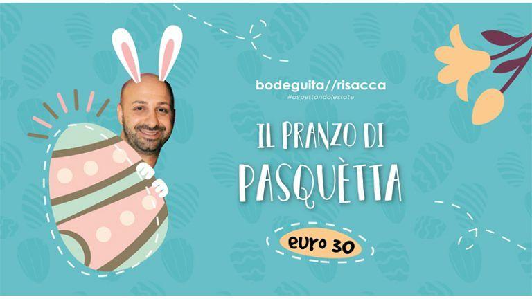 PRANZO DI PASQUETTA da BODEGUITA//RISACCA Lungomare Marconi Alba Adriatica