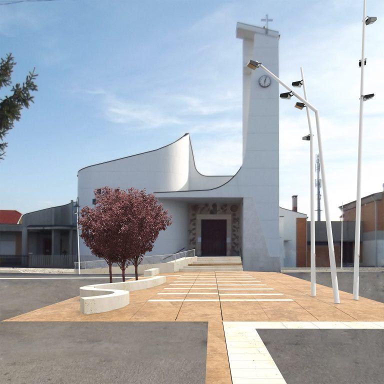 Sant'Egidio, pubblica illuminazione: in via di completamento il progetto Tesla FOTO
