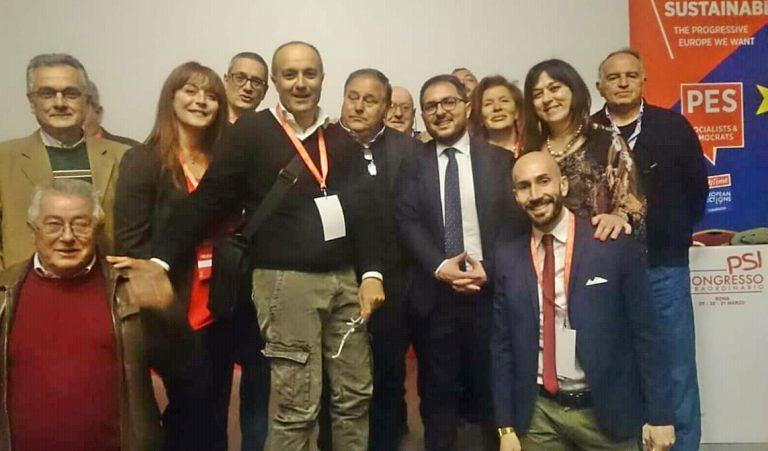 Congresso PSI, l'Abruzzo elegge 7 rappresentanti