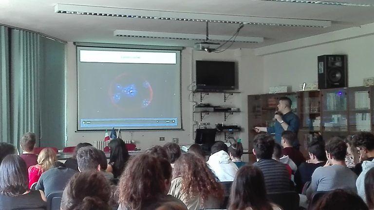 Giulianova, la Fisica del CERN al Liceo Curie