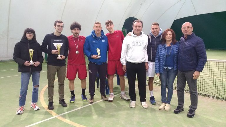 Città Sant'Angelo: 150 partecipanti al 15° Torneo Nazionale di Tennis del Circolo di Silvi