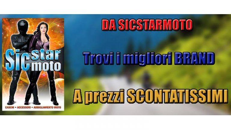 SICSTAR MOTO Alba Adriatica Caschi Abbigliamento Calzature Accessori ed equipaggiamenti avanzati per la Sicurezza