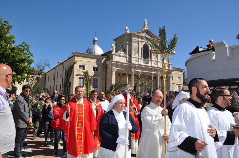Santuario di San Gabriele: tutti gli appuntamenti per le festività pasquali