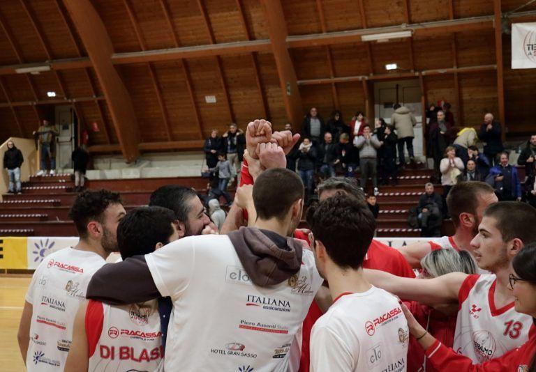 Basket, Teramo a Spicchi contro Orvieto