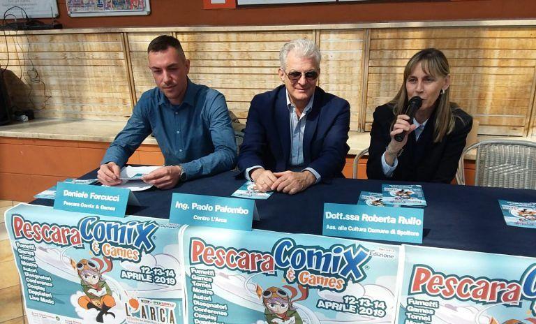 Pescara Comix & Games: torna il festival del fumetto