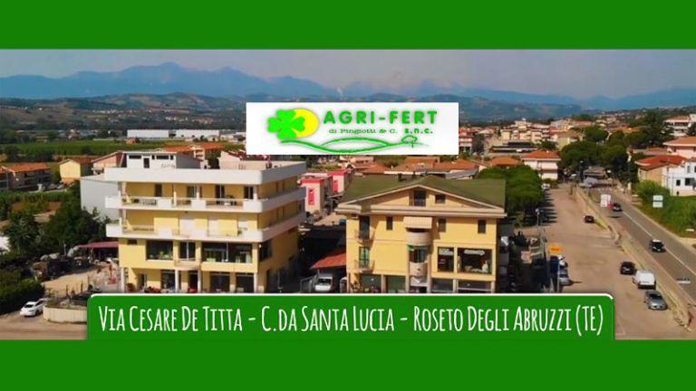 AGRI-FERTdi Pingiotti& Co Tutto per il Terziario Appassionati di coltura e Fai da te Roseto Degli Abruzzi (TE)